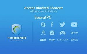 Hotspot Shield Crack VPN Elite V8 License Keygen | AUG 19