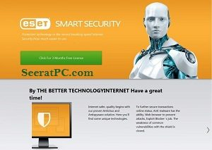 Eset Smart Security Cracked