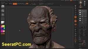 ZBrush 4r8 Crack For MAC OS X Full Version   AUGUST 2019