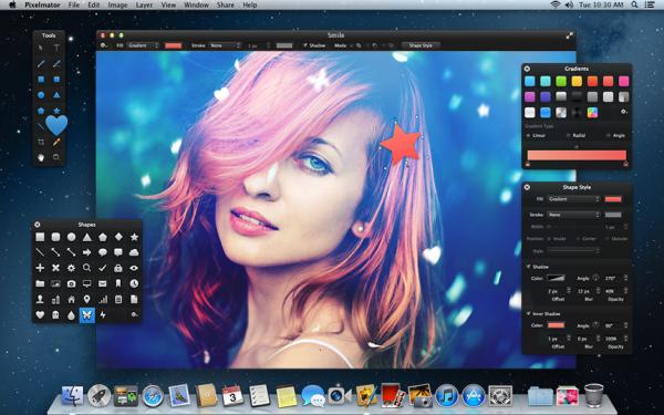 Pixelmator for Mac